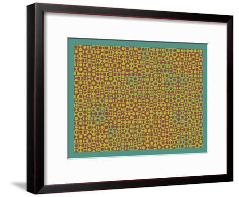 Hottentot, 2017-Peter McClure-Framed Art Print