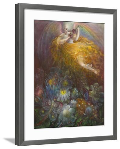 Truth Shall Spring Out of the Earth and Righteousness Shall Look Down from Heaven, 2016-Annael Anelia Pavlova-Framed Art Print
