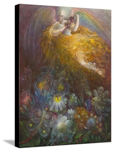 Truth Shall Spring Out of the Earth and Righteousness Shall Look Down from Heaven, 2016-Annael Anelia Pavlova-Stretched Canvas Print
