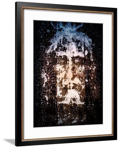 King of the Judeans, 2017, (Photograph)-Joy Lions-Framed Art Print