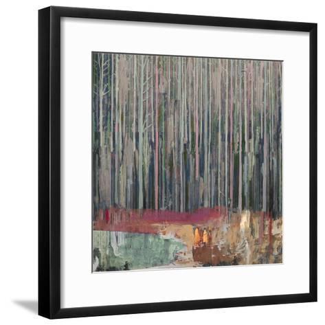 Forest's Edge, 2017-David McConochie-Framed Art Print