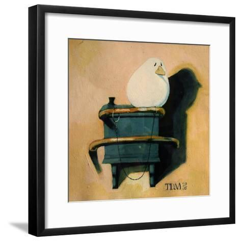After the Goldfinch-Thomas MacGregor-Framed Art Print