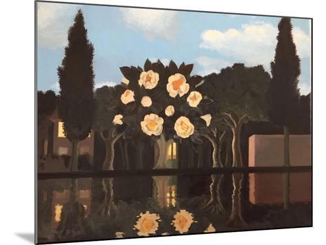 Reflection in Water, 2015-ELEANOR FEIN FEIN-Mounted Giclee Print