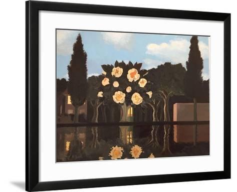 Reflection in Water, 2015-ELEANOR FEIN FEIN-Framed Art Print