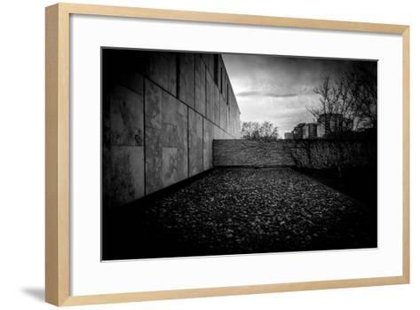 Untitled-Guilherme Pontes-Framed Art Print