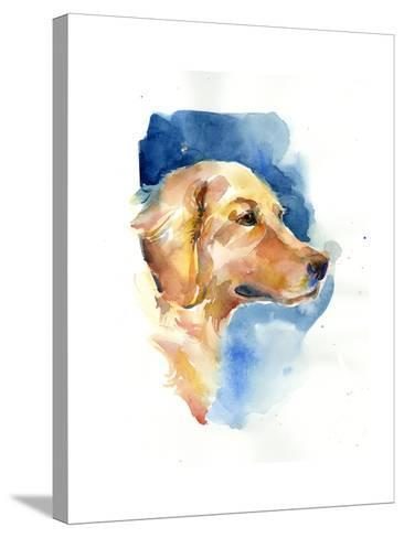 Golden Retriever, 2015-John Keeling-Stretched Canvas Print