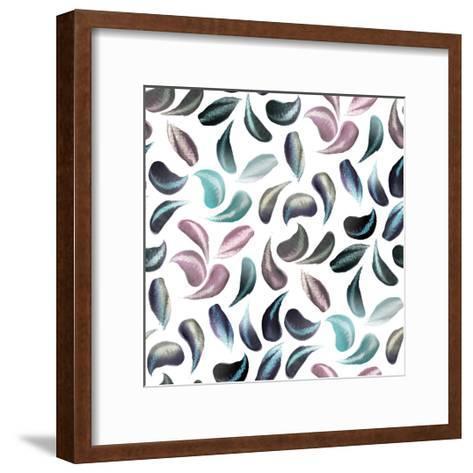 Sea Kelp, 2017-Catherine Worsley-Framed Art Print