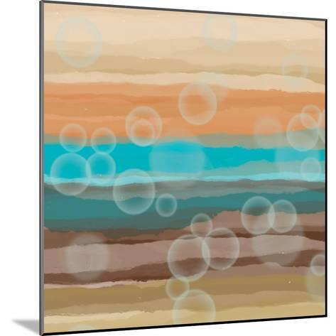 Bubbles-Alonza Saunders-Mounted Art Print