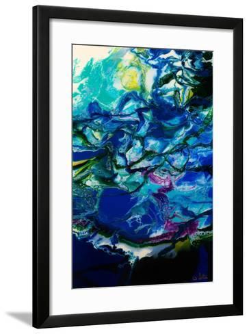 Moon Tide-Barbara Bilotta-Framed Art Print