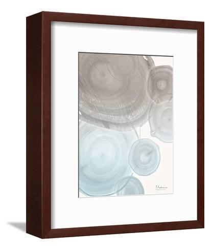 Sea Mist Tree Rings-Albert Koetsier-Framed Art Print