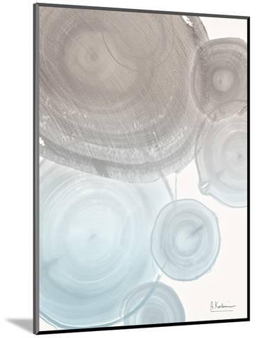 Sea Mist Tree Rings-Albert Koetsier-Mounted Art Print