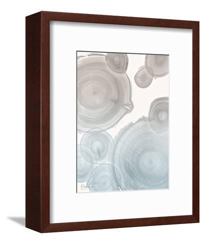 Sea Mist Tree Rings 2-Albert Koetsier-Framed Art Print