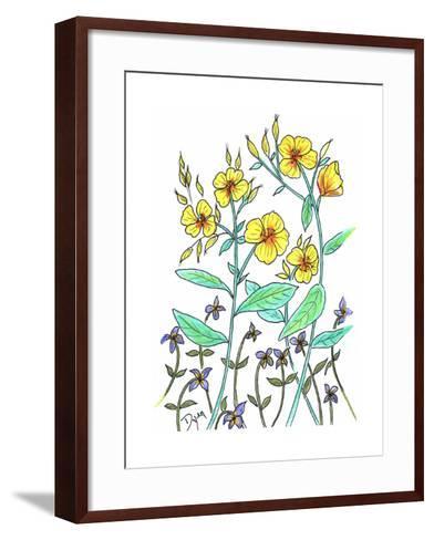 Sundrops-Beverly Dyer-Framed Art Print