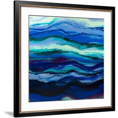 Twilight Rhythm-Barbara Bilotta-Framed Art Print