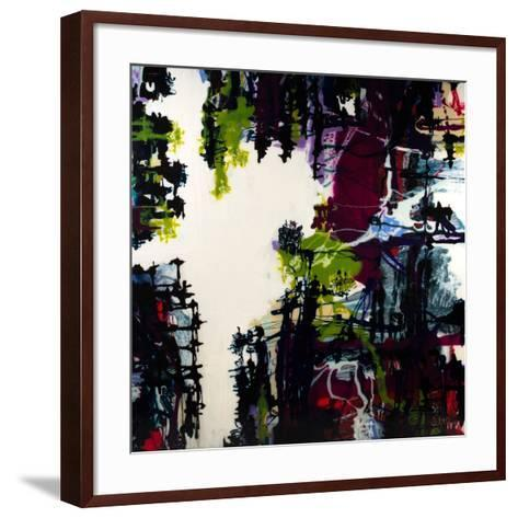 Light In The Shadows-Barbara Bilotta-Framed Art Print