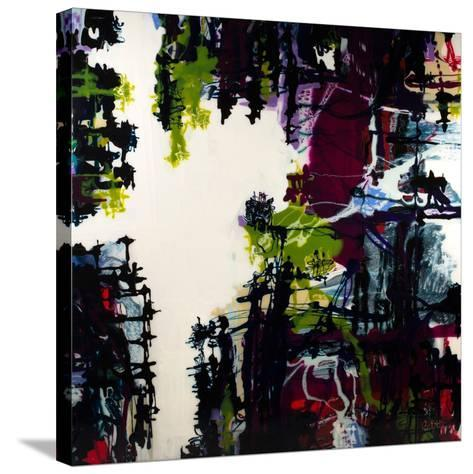 Light In The Shadows-Barbara Bilotta-Stretched Canvas Print