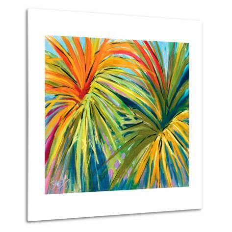 Firework Leaves-Ormsby, Anne Ormsby-Metal Print