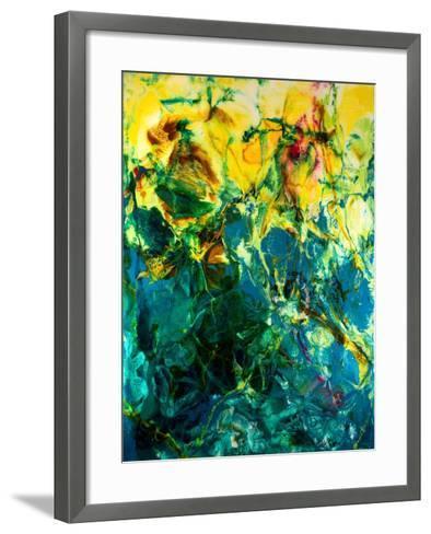 Poseidons Playground-Barbara Bilotta-Framed Art Print