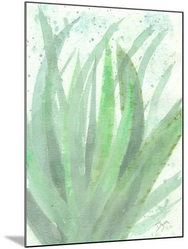 Into Green 2-Beverly Dyer-Mounted Art Print
