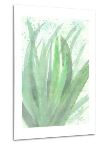 Into Green 2-Beverly Dyer-Metal Print