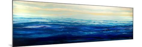 Blue Waters-Barbara Bilotta-Mounted Art Print