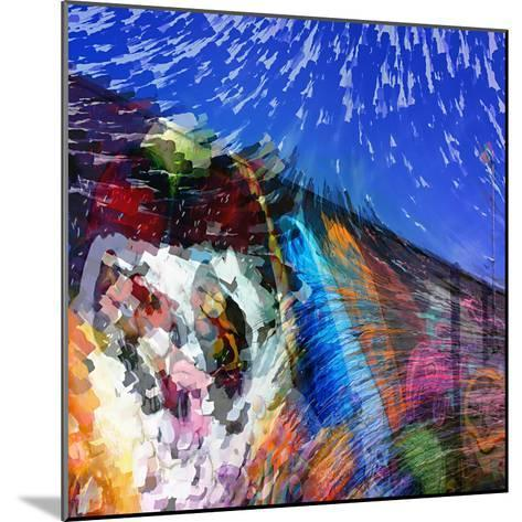 Graffiti Wall-Ursula Abresch-Mounted Photographic Print