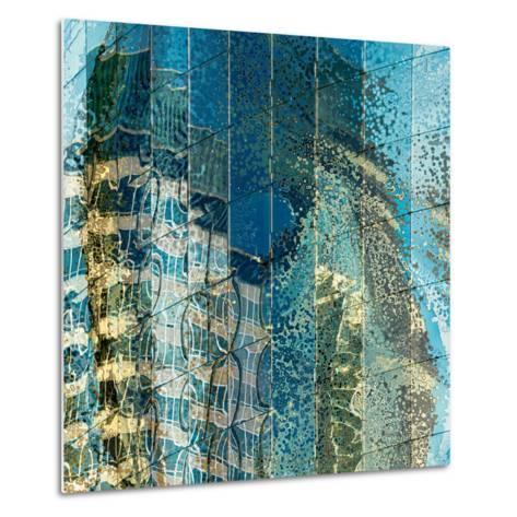 Windows - Old and New-Ursula Abresch-Metal Print