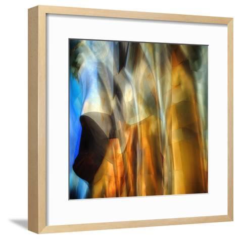 Seattle-Ursula Abresch-Framed Art Print