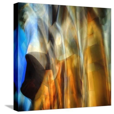 Seattle-Ursula Abresch-Stretched Canvas Print