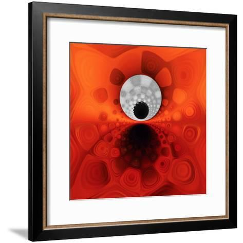 Variations on a Circle 14-Philippe Sainte-Laudy-Framed Art Print