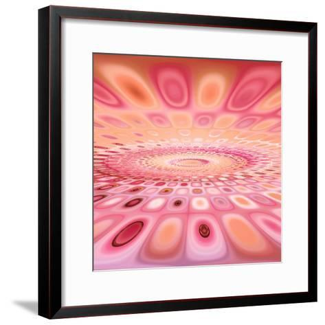 Variations on a Circle 21-Philippe Sainte-Laudy-Framed Art Print