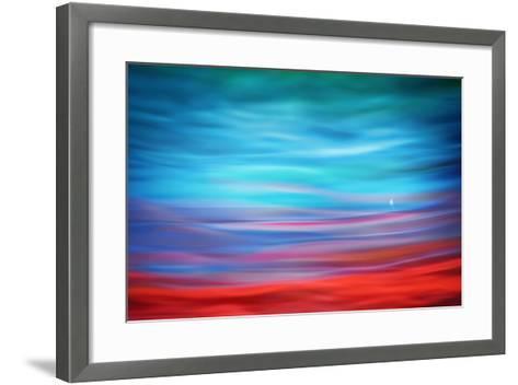 Morning Sail-Ursula Abresch-Framed Art Print