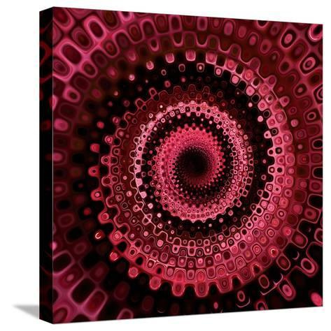 Variations on a Circle 7-Philippe Sainte-Laudy-Stretched Canvas Print
