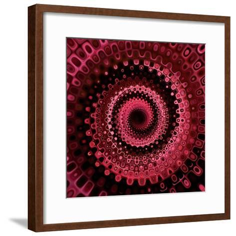 Variations on a Circle 7-Philippe Sainte-Laudy-Framed Art Print
