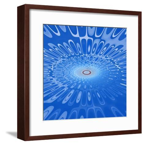 Variations on a Circle 6-Philippe Sainte-Laudy-Framed Art Print