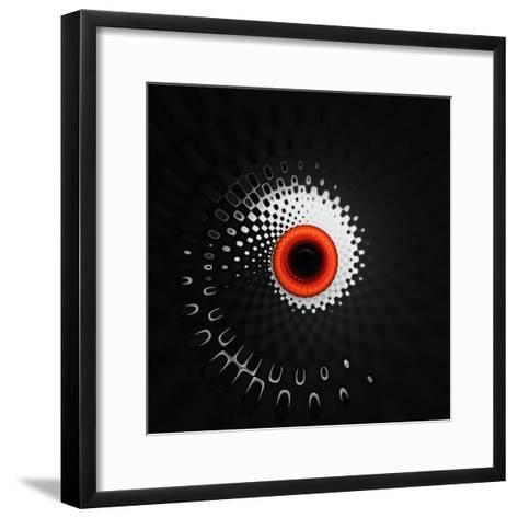 Variations on a Circle 32-Philippe Sainte-Laudy-Framed Art Print