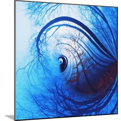Variations on a Circle 12-Philippe Sainte-Laudy-Mounted Photographic Print