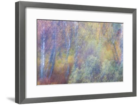 Falls Fire-Doug Chinnery-Framed Art Print