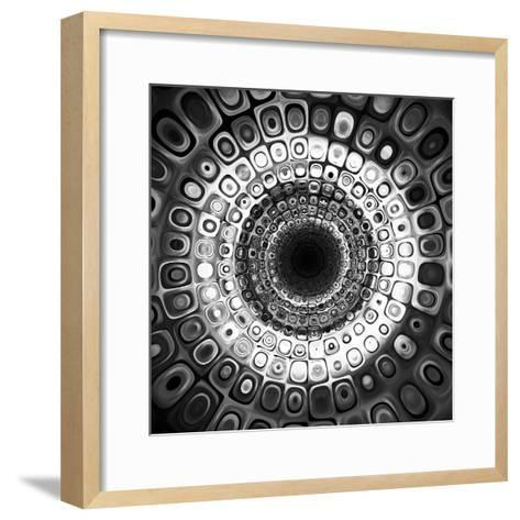 Variations on a Circle 30-Philippe Sainte-Laudy-Framed Art Print
