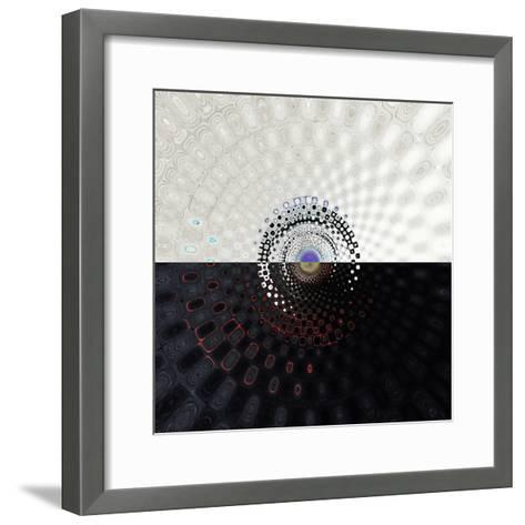 Variations on a Circle 34-Philippe Sainte-Laudy-Framed Art Print