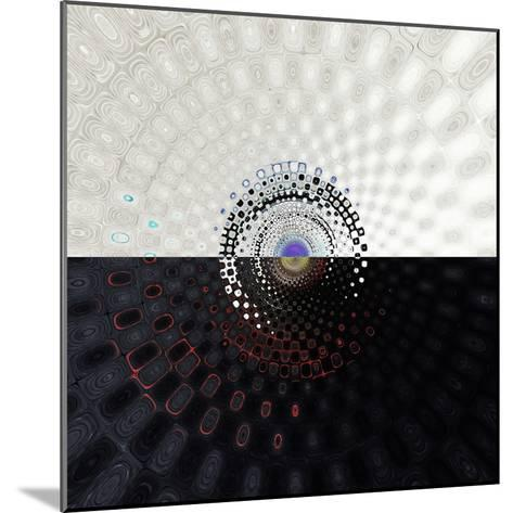 Variations on a Circle 34-Philippe Sainte-Laudy-Mounted Photographic Print