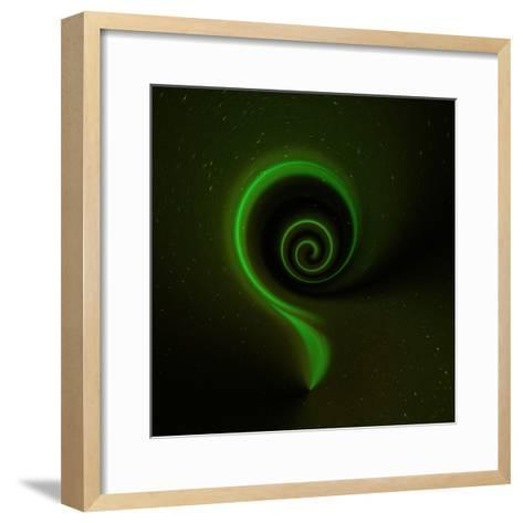 Variations on a Circle 29-Philippe Sainte-Laudy-Framed Art Print