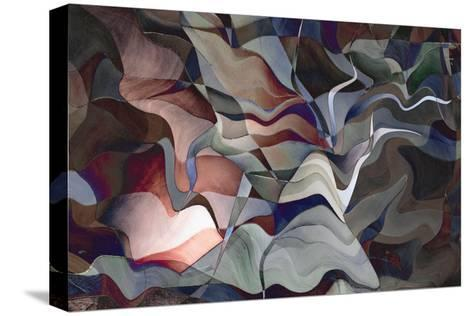 Reflections III-Doug Chinnery-Stretched Canvas Print