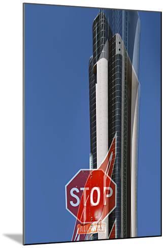 Stop 1-Ursula Abresch-Mounted Photographic Print
