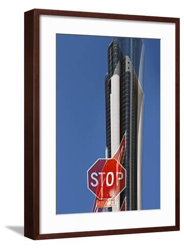 Stop 1-Ursula Abresch-Framed Art Print