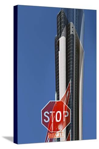 Stop 1-Ursula Abresch-Stretched Canvas Print