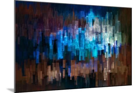 City at Night 3-Ursula Abresch-Mounted Photographic Print