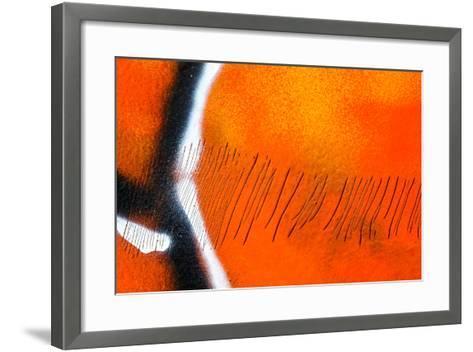 Scratches-Ursula Abresch-Framed Art Print