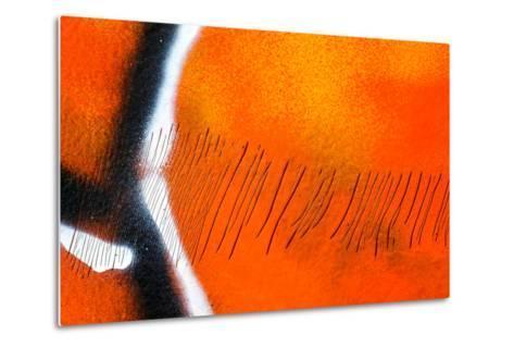 Scratches-Ursula Abresch-Metal Print
