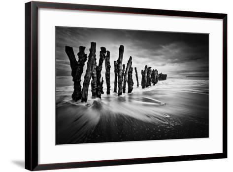 Timber Graffiti- Sobul-Framed Art Print